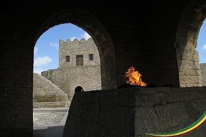 אזרבייגן- מקדש האש