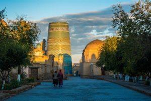 Group tours Uzbekistan