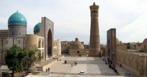 אוזבקיסטן - טיולי קיץ