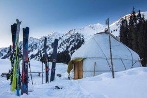 Kyrgyzstan Winter Trips