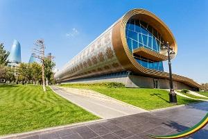 אזרבייג'ן - מוזיאון השטיחים
