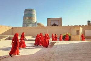 אוזבקיסטן טיול משפחות