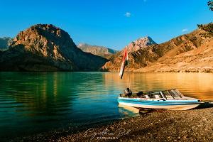 טג'יקיסטן   טיולי קיץ